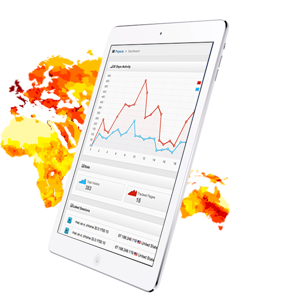 Heat Map Mobile