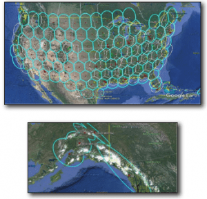 Satellite Internet Coverage
