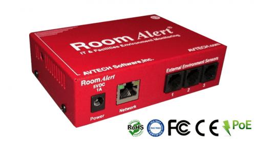 Room Alert 12E Monitor