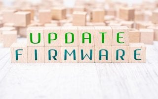 keep firmware up to date