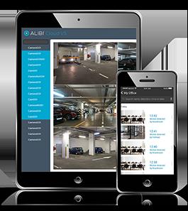 Alibi Cloud VS Mobile Apps