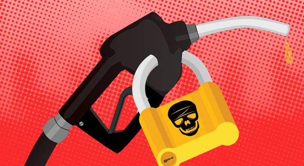 Oil Pipeline Ransomware Attack